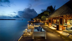 L'hôtel Conrad des maldives récompensé