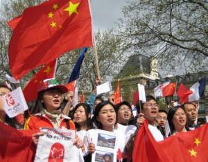 Les chinois ont boudé Paris