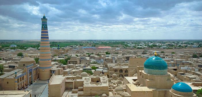 Ouzbekistan