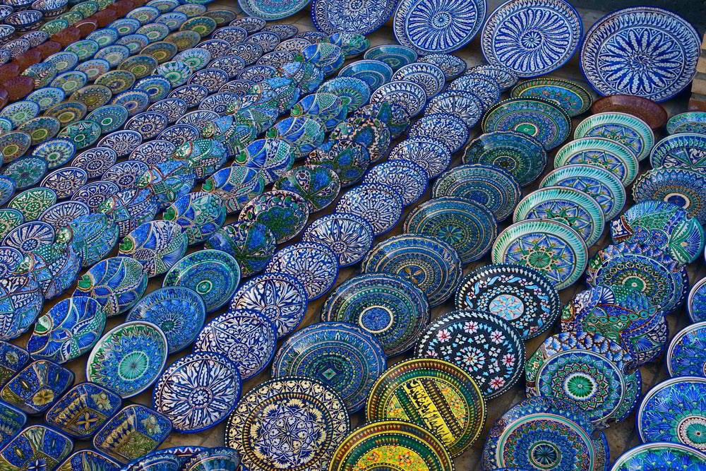 poterie Tashkent