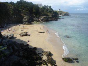 Bretagne plage de castoul belle-ile-en-mer