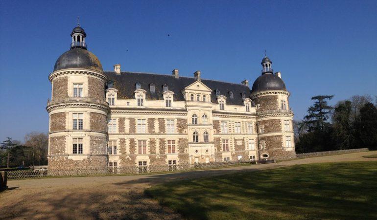 Château serrant